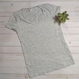 Victoria's Secret Sleepwear V neck Shirt